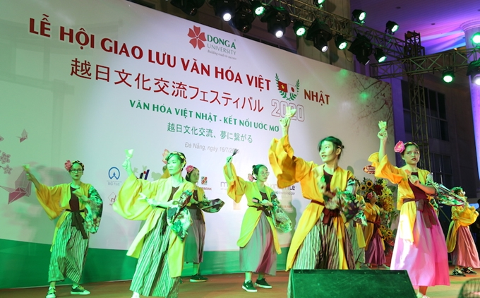 Vietnam – Japan cultural exchange festival in Da Nang