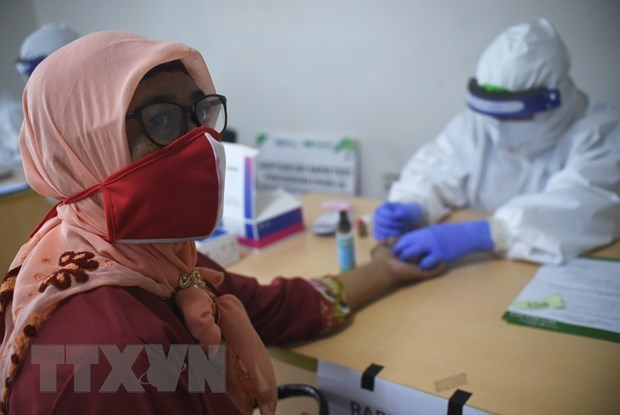 COVID-19 cases rise sharply in Indonesia, Philippines