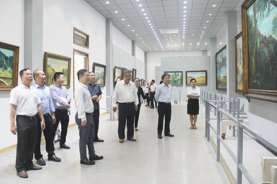 Private painting museum proposed in Ho Chi Minh City
