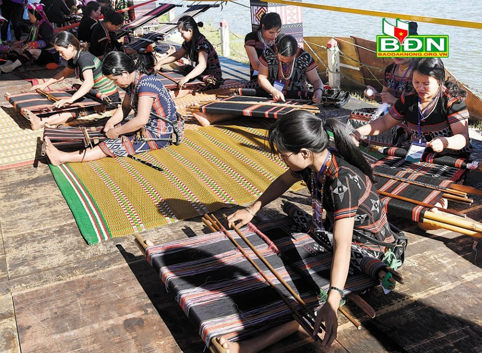Dak Nong provincial brocade cultural festival