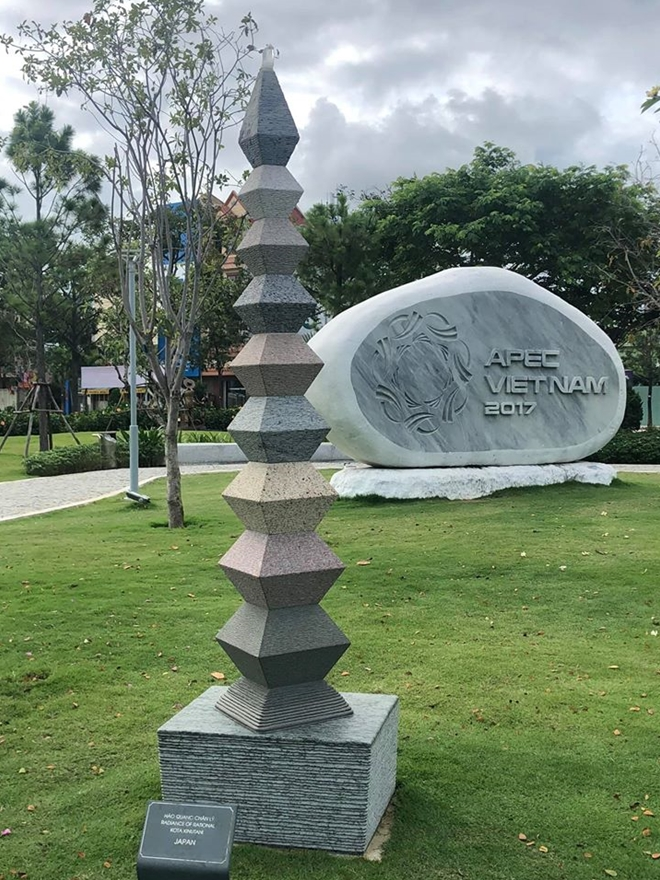 Expanding APEC Sculpture Park