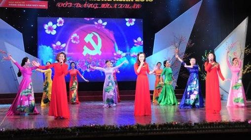 Hanoi singing contest launched