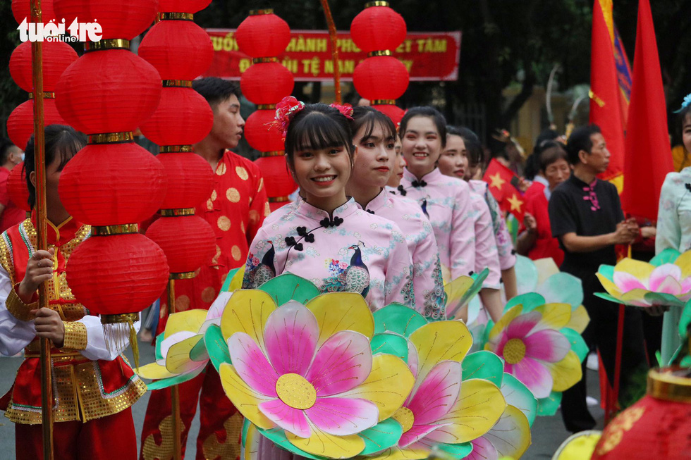 Vietnamese of Chinese origin's festival in Ho Chi Minh City recognised as national intangible heritage