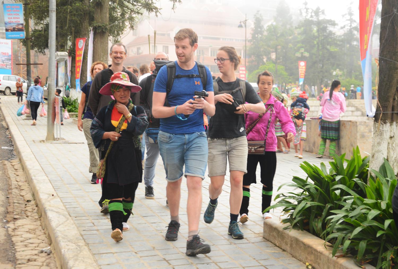 Lao Cai recognizes ten tourism destinations in Sa Pa