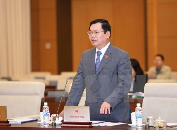 Former minister of industry and trade investigated
