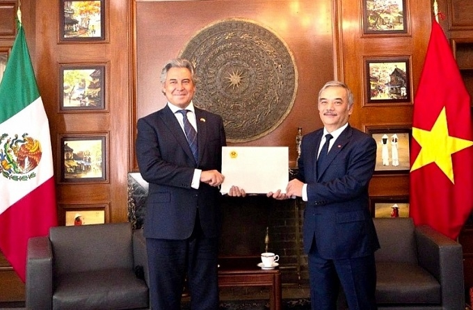 Mexican businessman appointed as Vietnamese Honorary Consul in Guadalajara