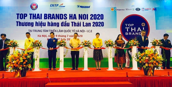 43 exhibitors join Top Thai Brands 2020