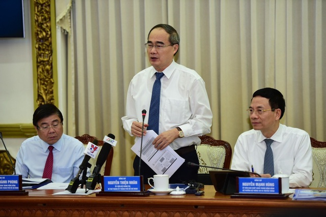 Ho Chi Minh City focuses on developing digital economy