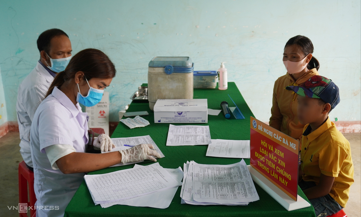 One million 7-year-old children to be vaccinated against diphtheria