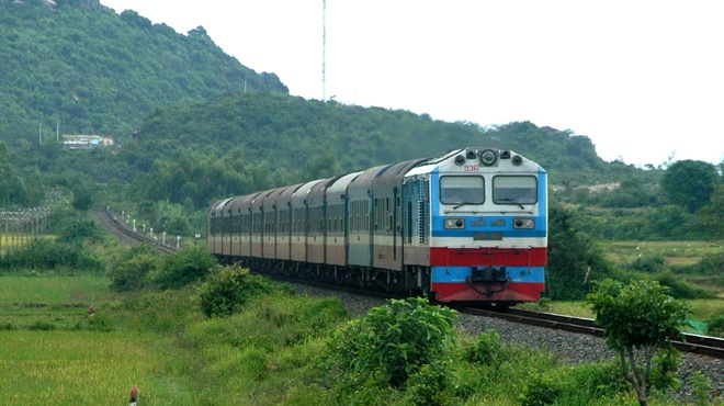 Train ticket booking app launched