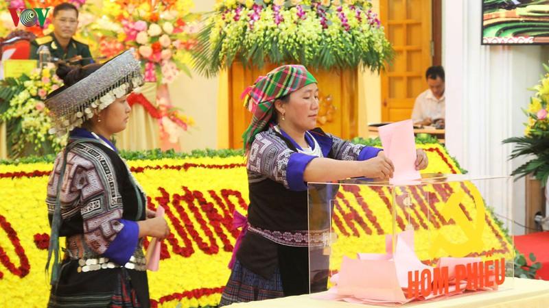 Yen Bai: 302 delegates elected to provincial Party Congress