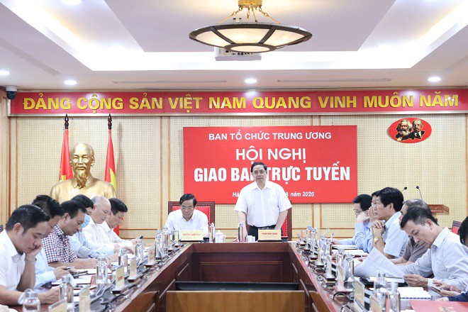 Party official stresses importance of choosing right personnel for Party organizations