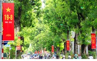 Hanoi brilliantly decorated to welcome 75th anniversary of August Revolution and National Day