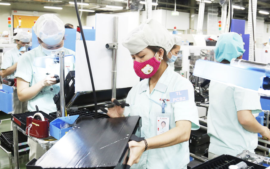 Hanoi aims to become modern industrial city by 2030