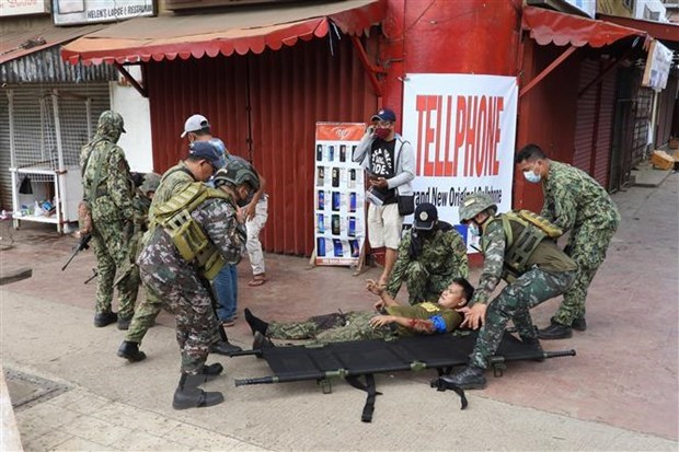 Condolences offered to Philippines over terrorist bombings