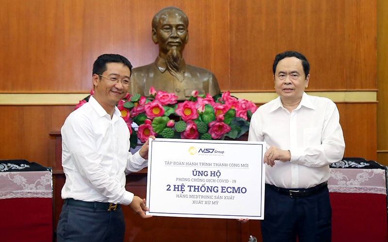 Over VND2.2 trillion collected to support COVID-19 fight