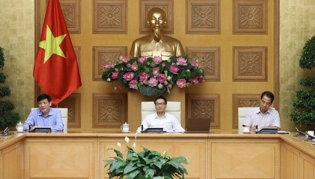 Deputy PM: Top priority placed on wiping out COVID-19 hotbed in Da Nang