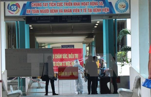 Singaporean-based company helps Da Nang fight COVID-19
