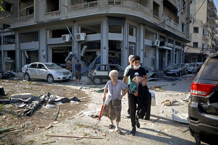 80,000 children displaced due to Beirut explosions – UNICEF