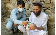 Polio vaccination campaigns resume in Afghanistan and Pakistan after COVID-19