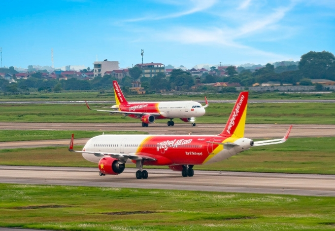 Flying to the South with Vietjet to celebrate Tet with millions of tickets from only 2,021 VND