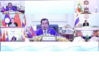 Cambodian PM shares vision for future Mekong-Lancang Cooperation