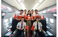 Celebrating the National Day, Vietjet joins hands with Vinpearl to offer super promotion