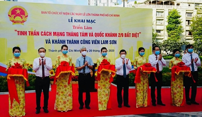 Exhibitions in HCM City celebrate 75th anniverary of National Day