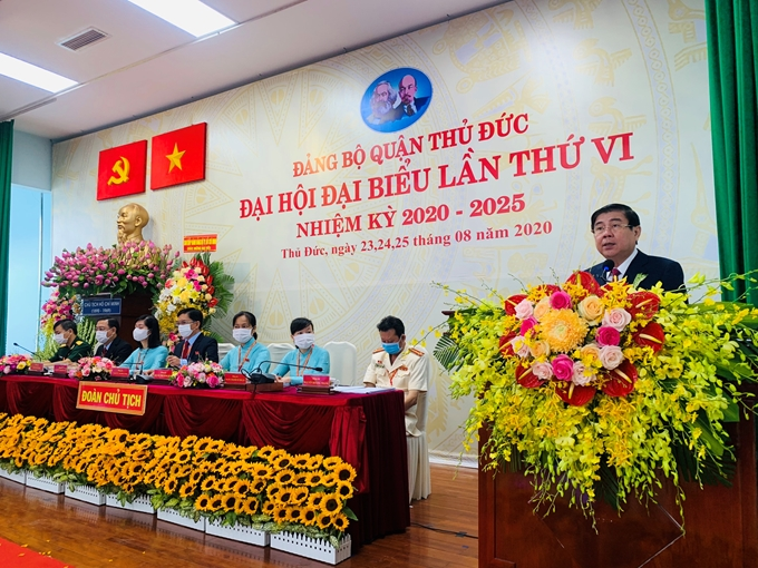 Thu Duc district completes 13 out of 15 targets