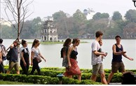 Hanoi provides free Wi-fi at tourist spots