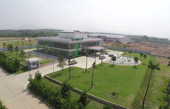 Vinh Phuc looks to create green environment at industrial parks
