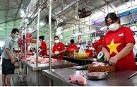 Da Nang small traders show determination to fight COVID-19