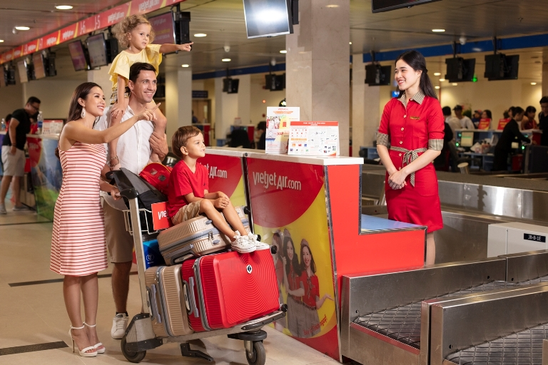 More free baggages, more happy flights with Vietjet