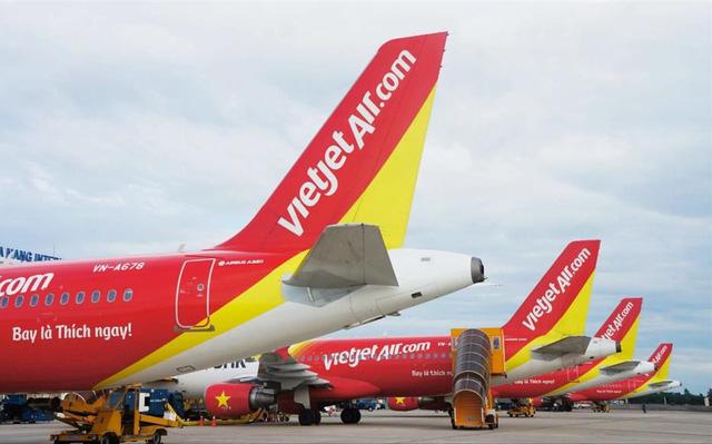Vietjet sells 1.5 million tickets for Tet holiday 2021
