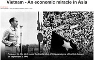 "Foreign newspaper praises Vietnam ""economic miracle"" in Asia"