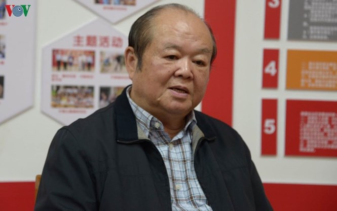 Chinese professor praises President Ho Chi Minh
