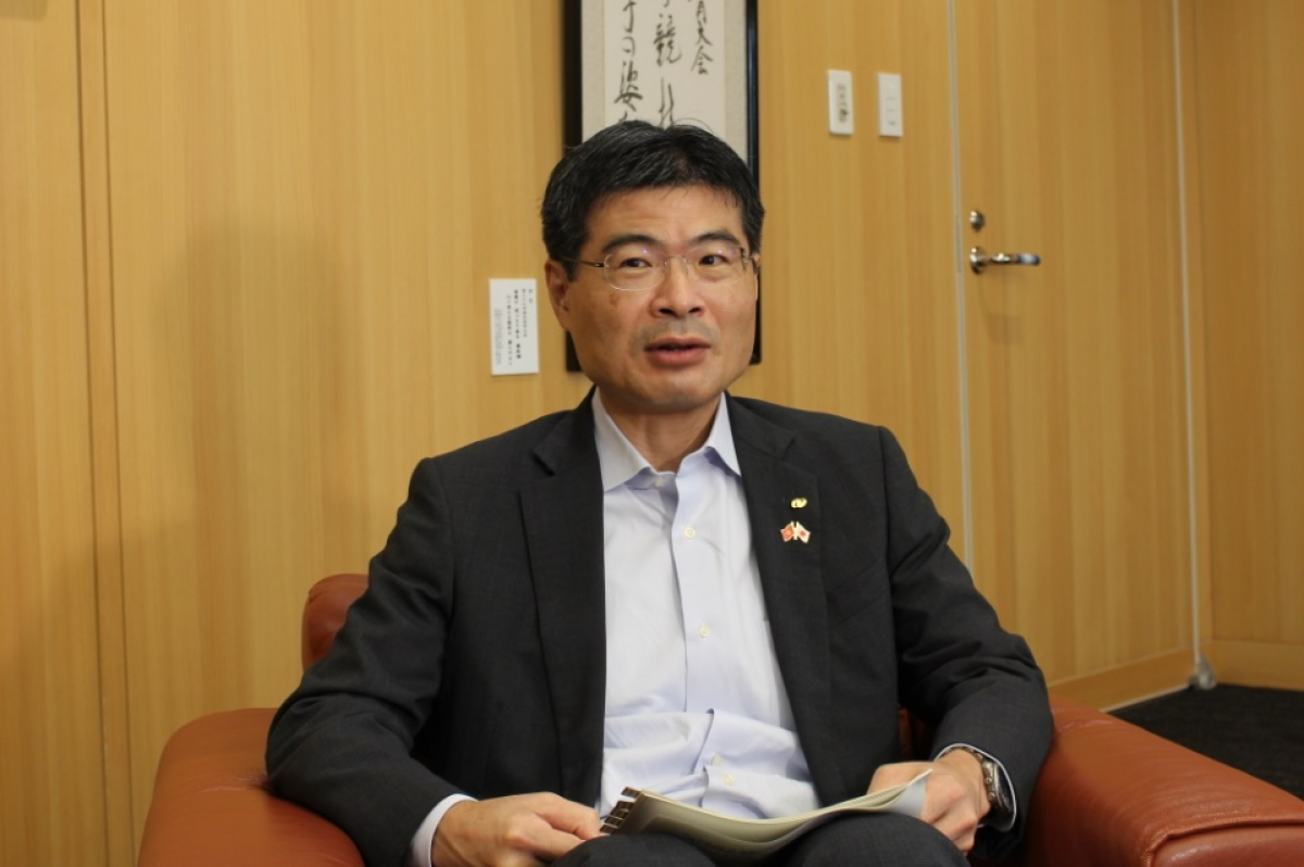 Vietnam sets up special relationship with Japan prefecture