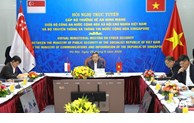 Vietnam, Singapore increase cooperation in cyber security