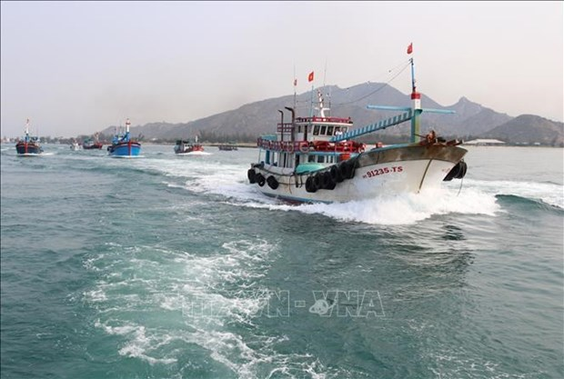 Vietnam - China agreement on fishery cooperation in Tonkin Gulf expires