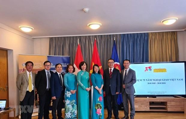 Activities mark Vietnam