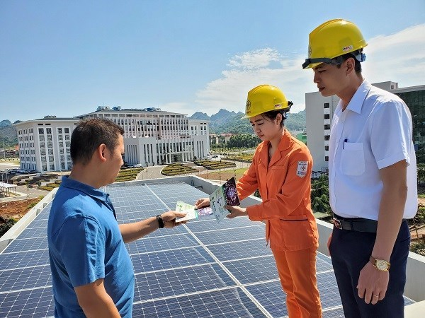 Vietnam home to nearly 50,000 rooftop solar projects