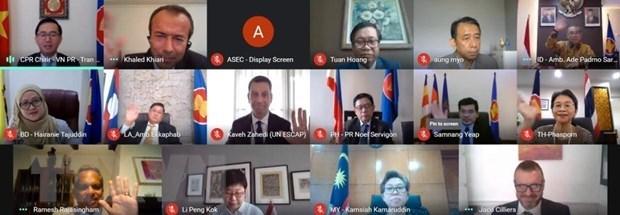 ASEAN, UN vow to advance comprehensive partnership