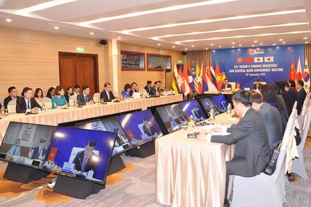 AFMGM+3 seeks measures to promote regional economic growth