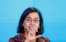 Indonesia's budget deficit hits almost 34 billion USD