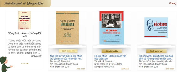 Book exhibition in Ho Chi Minh City marks National Day