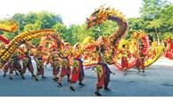 Dragon Dance Festival 2020 in Hanoi