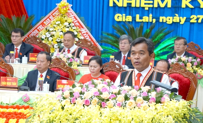 Standing Board of 16th Provincial Party Committee has 15 comrades