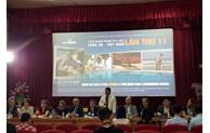 11 countries participate in the 11th European-Vietnam Documentary Film Festival
