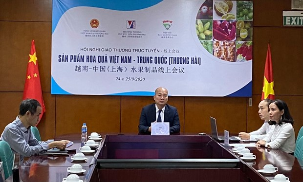 Business matching event looks to boost fruit trading with Shanghai