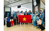 More Vietnamese citizens from RoK brought home safely
